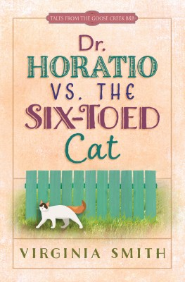 Dr. Horatio vs. the Six-Toed Cat by Virginia Smith from Vearsa in General Novel category