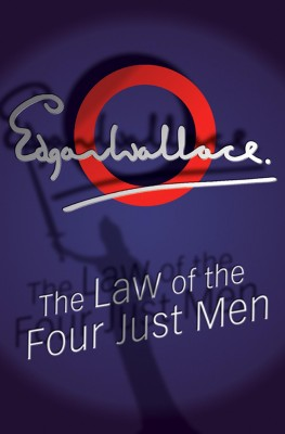 The Law Of The Four Just Men by Edgar  Wallace from Vearsa in General Novel category