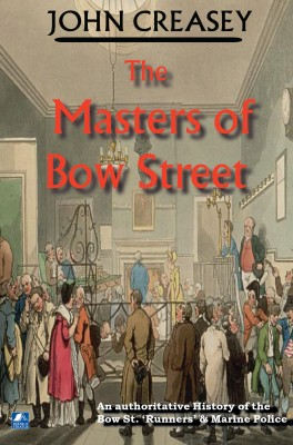 The Masters Of Bow Street by John Creasey from Vearsa in General Novel category