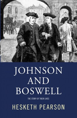 Johnson And Boswell: The Story Of Their Lives by Hesketh Pearson from Vearsa in Language & Dictionary category