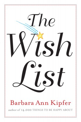 The Wish List by Barbara Ann Kipfer from Vearsa in Motivation category