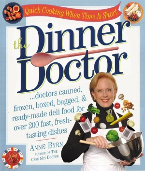 The Dinner Doctor by Anne Byrn from  in  category