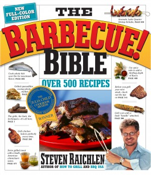 The Barbecue! Bible 10th Anniversary Edition by Steven Raichlen from Vearsa in Recipe & Cooking category