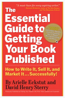 The Essential Guide to Getting Your Book Published by David Henry Sterry from Vearsa in Language & Dictionary category