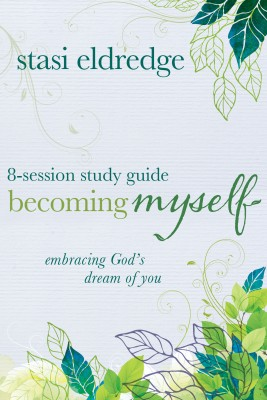 Becoming Myself 8-Session Study Guide by Stasi Eldredge from Vearsa in Religion category