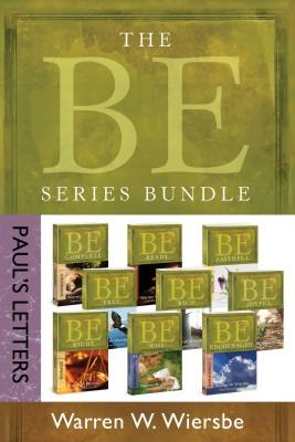The BE Series Bundle: Paul's Letters by Warren W. Wiersbe from Vearsa in Religion category