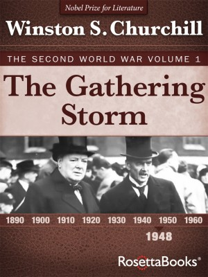 The Gathering Storm by Winston S. Churchill from Vearsa in History category