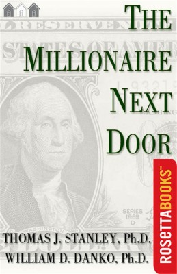 The Millionaire Next Door by Stanley Thomas from Vearsa in Finance & Investments category