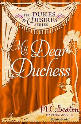 My Dear Duchess by M.C. Beaton from Vearsa in General Novel category