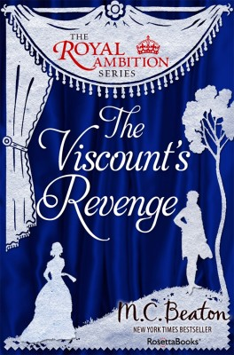 The Viscount's Revenge by M.C. Beaton from Vearsa in General Novel category