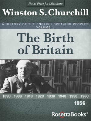 A History of the English-Speaking Peoples Vol. 1 by Winston S. Churchill from Vearsa in History category