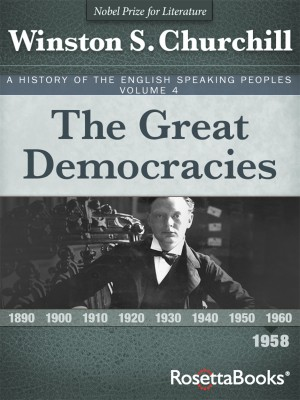 A History of the English-Speaking Peoples Vol. 4 by Winston S. Churchill from Vearsa in History category
