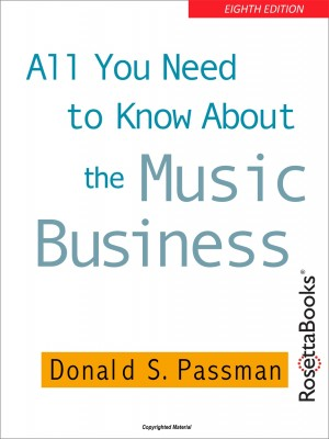 All You Need to Know About the Music Business by Donald Passman from Vearsa in Art & Graphics category