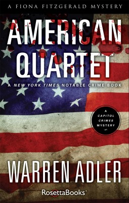 American Quartet by Warren Adler from Vearsa in General Novel category