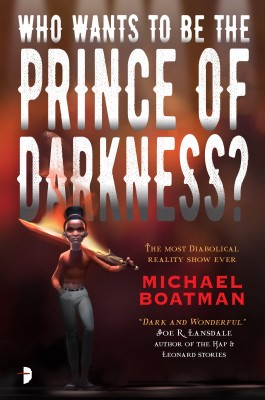 Who Wants to be The Prince of Darkness? by Michael Boatman from Vearsa in General Novel category