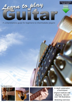 Learn to Play Guitar by Gareth Evans from Vearsa in Art & Graphics category