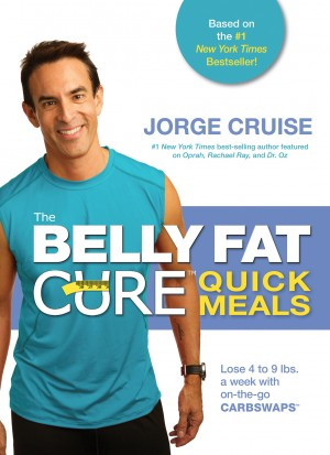 The Belly Fat Cure™ Quick Meals by Jorge Cruise from Vearsa in Family & Health category