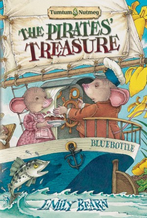 Tumtum and Nutmeg: The Pirates' Treasure by Emily Bearn from Vearsa in Teen Novel category