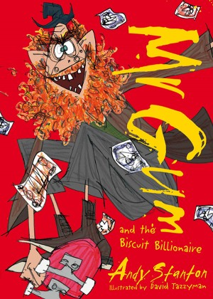 Mr Gum and the Biscuit Billionaire by Andy Stanton from Vearsa in Teen Novel category