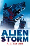 Alien Storm by A.G. Taylor from  in  category