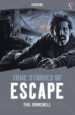 True Stories of Escape by Paul Dowswell from Vearsa in Teen Novel category