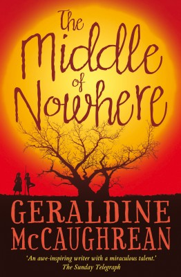 The Middle of Nowhere by Geraldine McCaughrean from  in  category