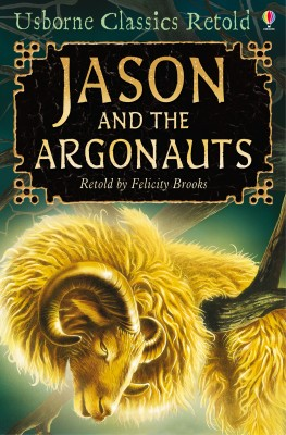 Jason and the Argonauts by Graham Humphreys from Vearsa in Teen Novel category