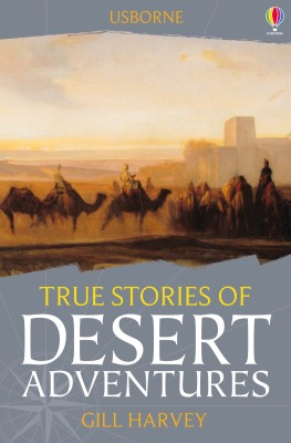 True Stories Desert Adventures by Gill Harvey from Vearsa in Teen Novel category