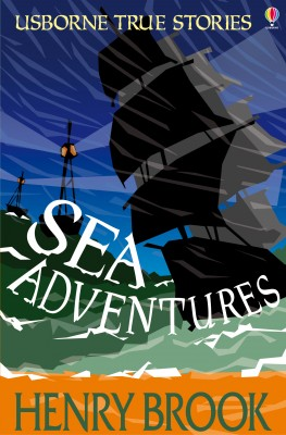 True Stories Sea Adventures by Henry Brook from Vearsa in Teen Novel category