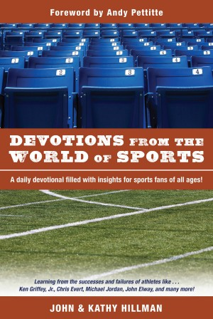 Devotions from the World of Sports by Kathy Hillman from Vearsa in Teen Novel category