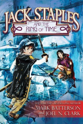 Jack Staples and the Ring of Time by Joel N. Clark from Vearsa in Teen Novel category
