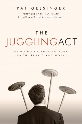 The Juggling Act by Pat Gelsinger from Vearsa in Religion category