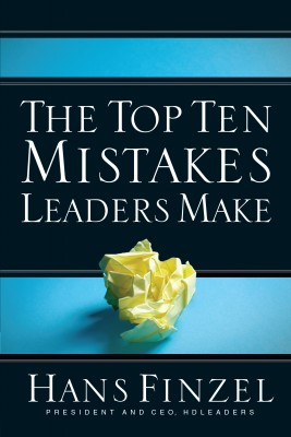 The Top Ten Mistakes Leaders Make by Hans Finzel from Vearsa in Religion category