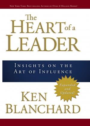 The Heart of a Leader by Ken Blanchard from Vearsa in Religion category