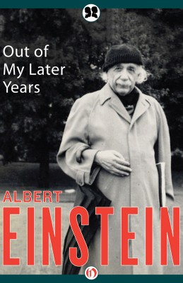 Out of My Later Years by Albert Einstein from Vearsa in Science category