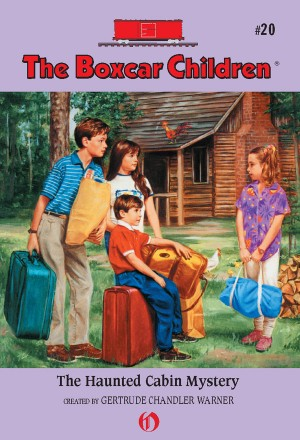 The Haunted Cabin Mystery by Gertrude Chandler Warner from Vearsa in Teen Novel category
