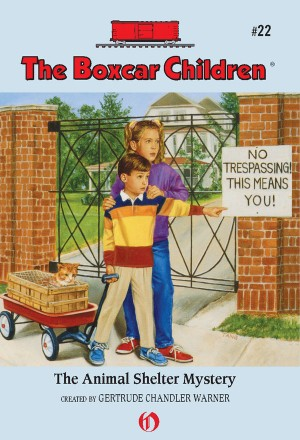 The Animal Shelter Mystery by Gertrude Chandler Warner from Vearsa in Teen Novel category