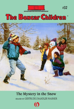 The Mystery in the Snow by Gertrude Chandler Warner from Vearsa in Teen Novel category