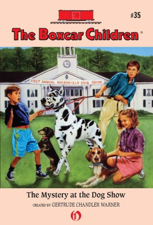 The Mystery at the Dog Show by Gertrude Chandler Warner from Vearsa in Teen Novel category
