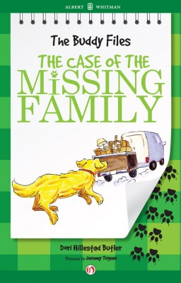 The Case of the Missing Family by Dori Hillestad Butler from Vearsa in Teen Novel category