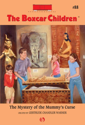 The Mystery of the Mummy's Curse by Gertrude Chandler Warner from Vearsa in Teen Novel category