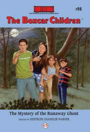 The Mystery of the Runaway Ghost by Gertrude Chandler Warner from Vearsa in Teen Novel category