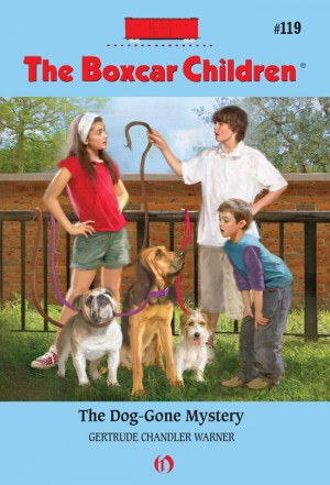 The Dog-Gone Mystery by Gertrude Chandler Warner from Vearsa in Teen Novel category