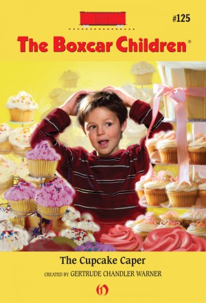 The Cupcake Caper by Gertrude Chandler Warner from Vearsa in Teen Novel category