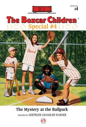 The Mystery at the Ballpark by Gertrude Chandler Warner from Vearsa in Teen Novel category