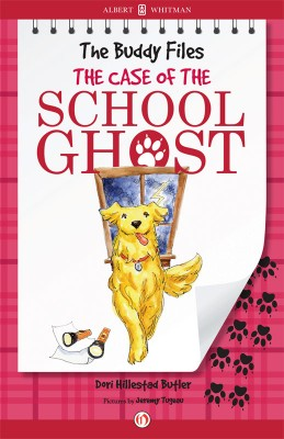 The Case of the School Ghost by Dori Hillestad Butler from Vearsa in Teen Novel category