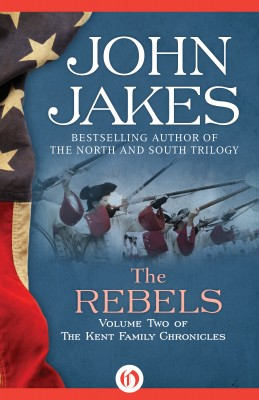 The Rebels by John Jakes from Vearsa in General Novel category