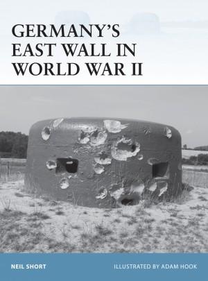 Germany's East Wall in World War II by Adam Hook from Vearsa in History category