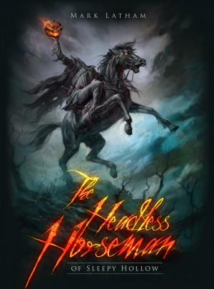 The Headless Horseman of Sleepy Hollow by Alan Lathwell from Vearsa in General Novel category
