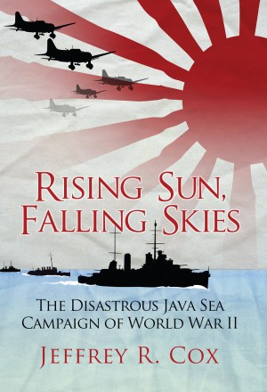 Rising Sun, Falling Skies by Jeffrey Cox from Vearsa in History category